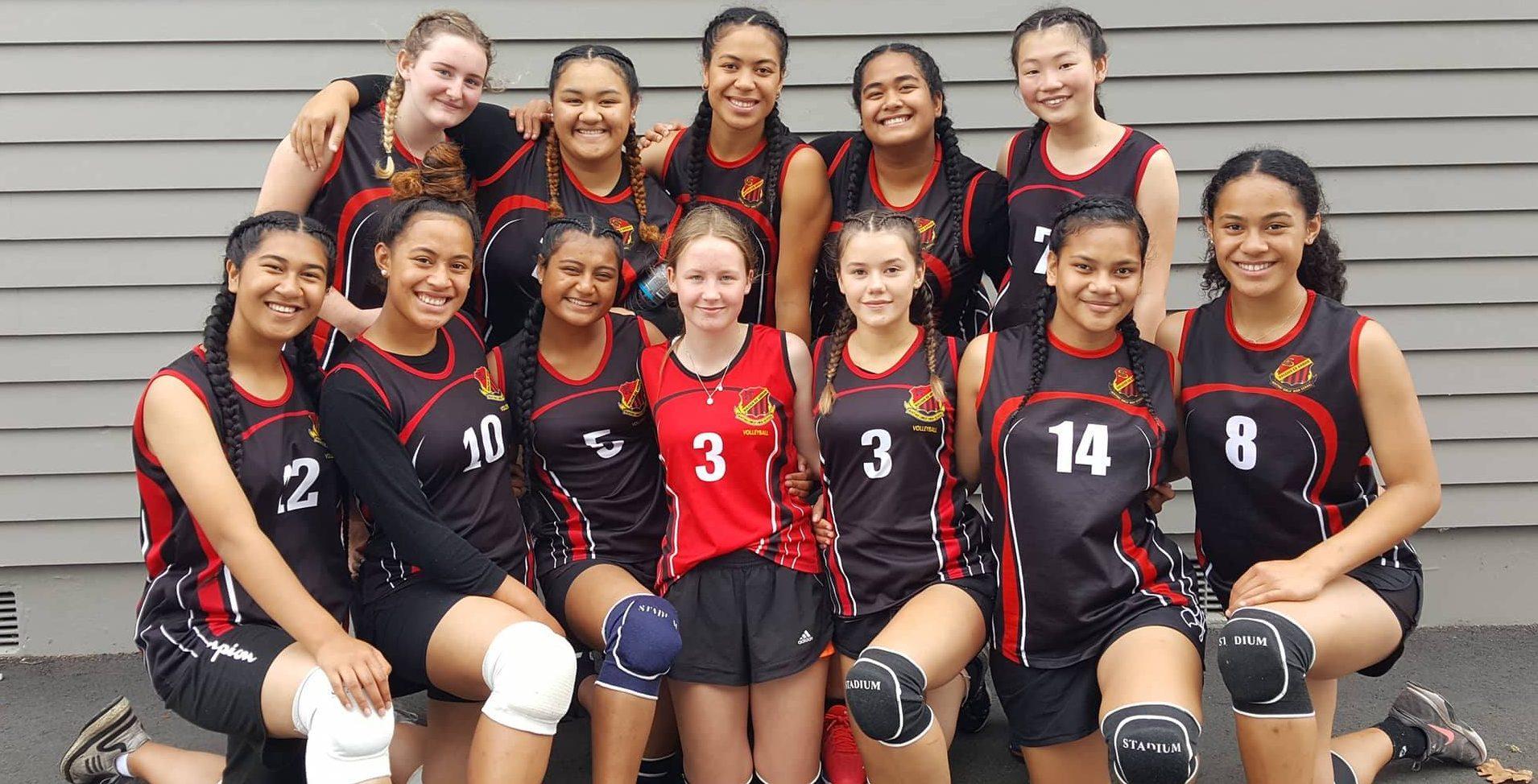 Waitaki Girls High sports team