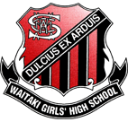 Waitaki Girls' High School Logo